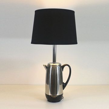 Farberware Percolator Lamp