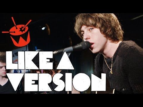 ▶ Catfish and the Bottlemen - Cocoon (live on triple j) - YouTube
