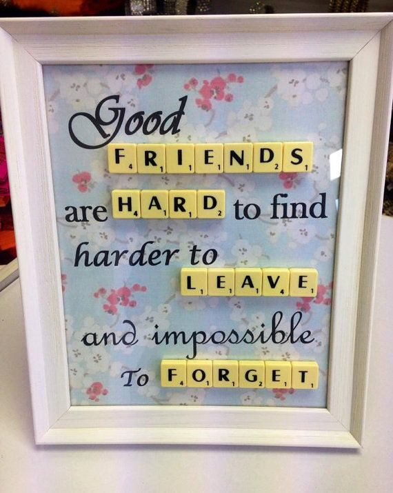 25 best ideas about diy best friend gifts on pinterest for Easy presents to make for friends