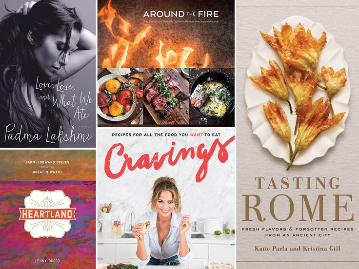 22 of the best cookbooks and food memoirs hitting the shelves this spring