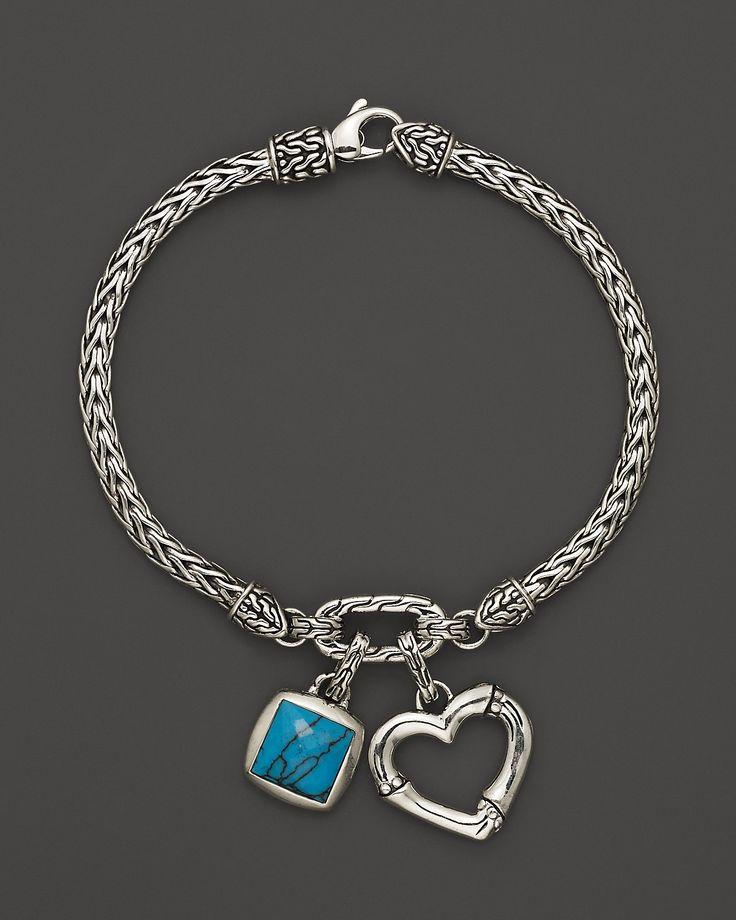 John Hardy Charm Bracelet