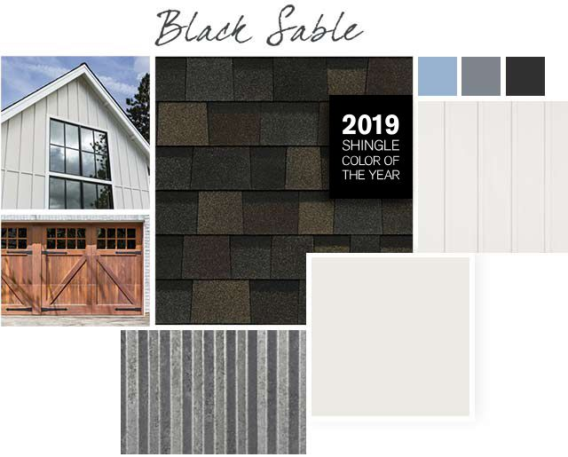 Best Shinglecoloroftheyear For 2019 Introducing Blacksable 400 x 300