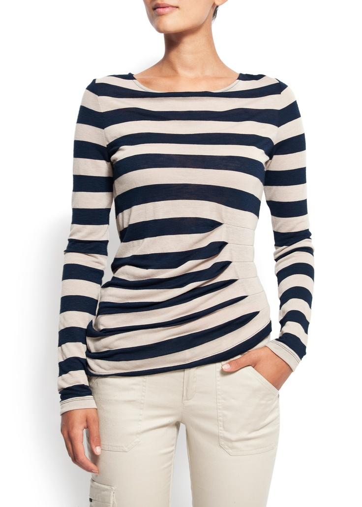 25 best ideas about women 39 s nautical style on pinterest for Striped french sailor shirt