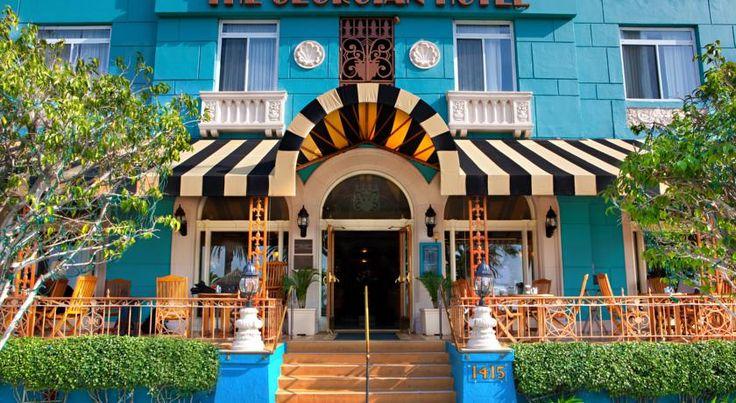 泊ってみたいホテル・HOTEL アメリカ>ロサンゼルス>サンタモニカ桟橋から徒歩10分のところに位置する歴史的なブティックホテル>ザ ジョージアン ホテル(The Georgian Hotel)
