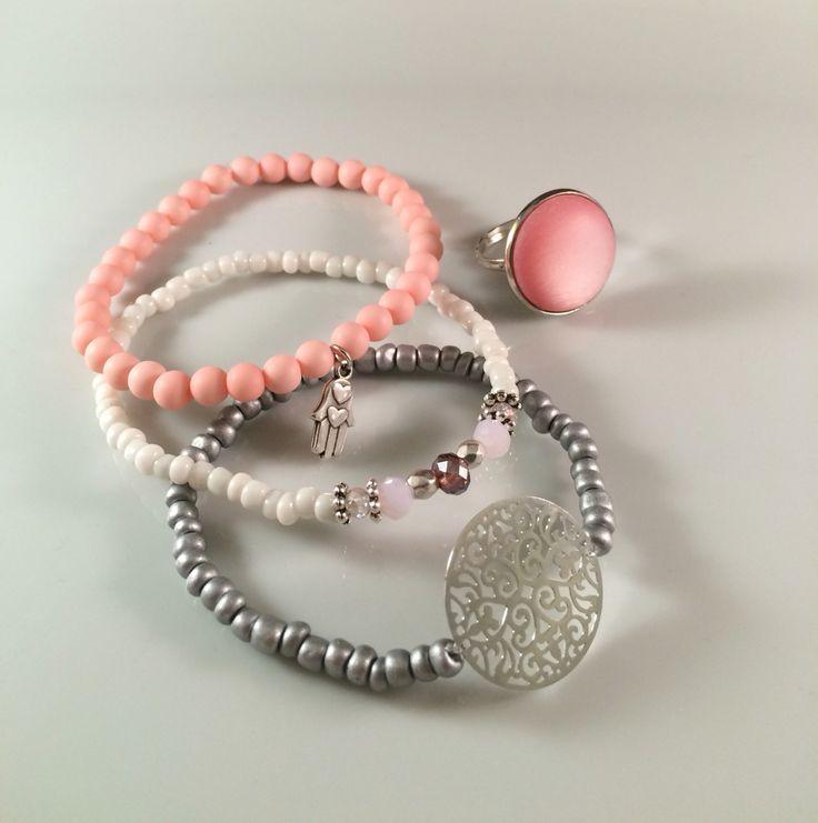 Deze leukerds zijn vanaf nu te bestellen of op te halen | mix & match onze armbandjes en ringen