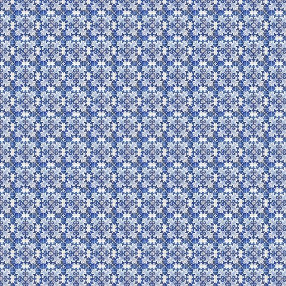 pattern from old portuguese tiles