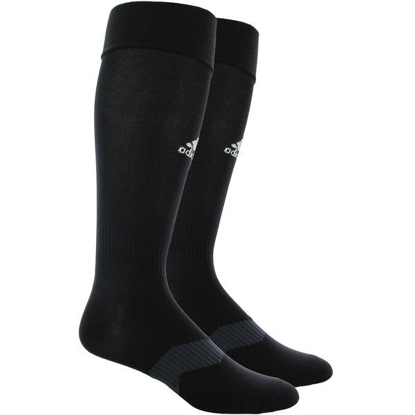 adidas Metro IV Soccer Socks ($4.99) ❤ liked on Polyvore featuring intimates, hosiery, socks, adidas, adidas socks, sport socks und sports socks
