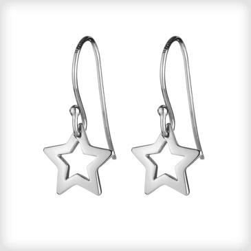 Daisy London Sahara Star Earrings