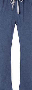 Bhs Blue Jersey Pyjama Bottoms, Blue BR62B01DBLU Blue soft touch jersey pyjama bottoms with contrasting grey waistband and side pockets.57% Cotton, 43% PolyesterMachine Washable http://www.comparestoreprices.co.uk/mens-clothing-accessories/bhs-blue-jersey-pyjama-bottoms-blue-br62b01dblu.asp