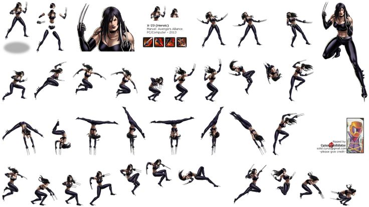 about marvel ave...X 23 Marvel Avengers Alliance
