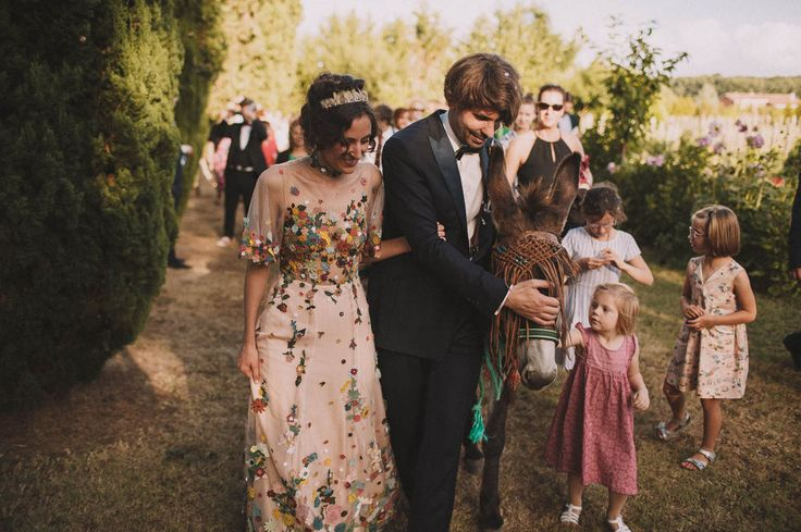 French/Iranian Wedding