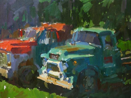 Truck for Hire by Colin Page