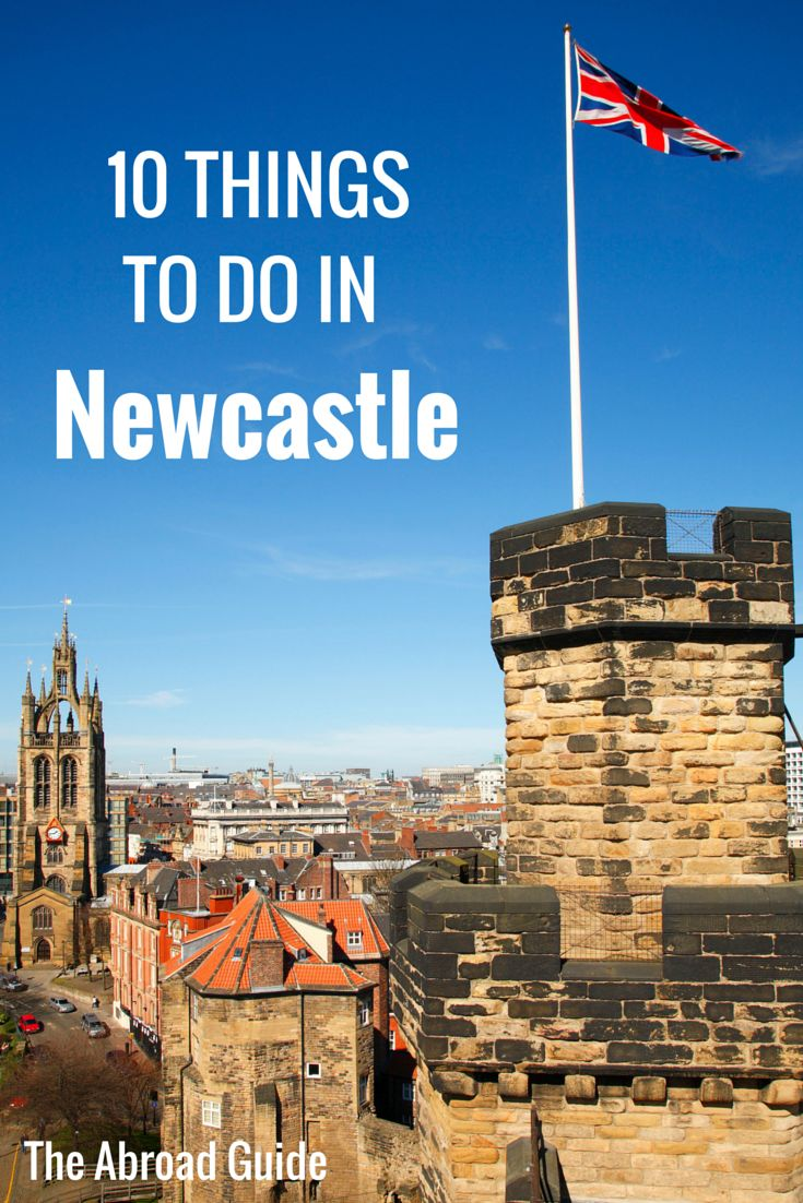 England is so much more than just London. Head north to visit Newcastle, whether for a weekend or with one of United's new direct flights from Newark, and check out this list of 10 cool and unique things to do in Newcastle.