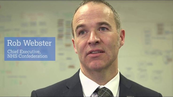NHS Confederation leader Rob shares