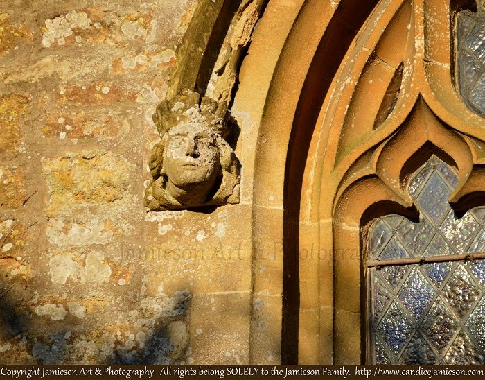 Church of St Thomas a Becket, South Cadbury (Jamieson Art & Photography, Candice Jamieson)