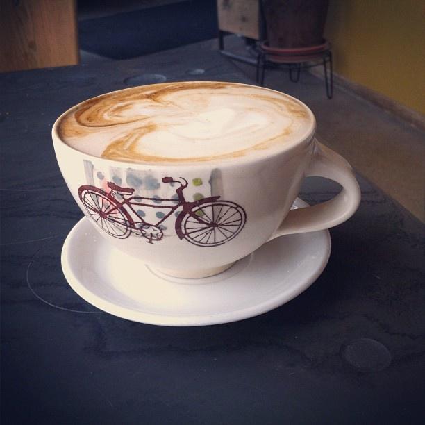 #coffee #bicycle