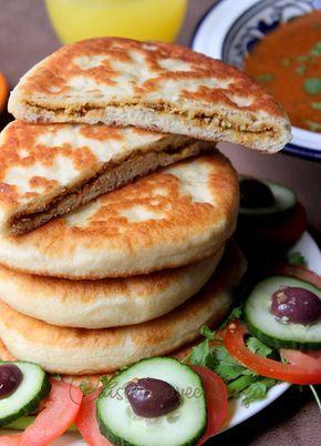 Beignet frit à la viande recette turque