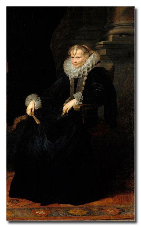 Reprodukcja Antoon van Dyck kod obrazu dyck93