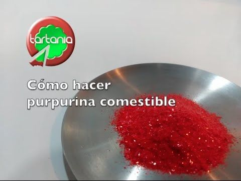 COMO ELABORAR DIAMANTINA COMESTIBLE CASERA (BRILLANTINA) - YouTube