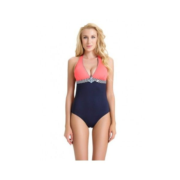 One pieces swimsuit Long Torso swimwear ($26) ❤ liked on Polyvore featuring swimwear, one-piece swimsuits, long-sleeve swimwear, one piece swimsuit, long one piece swimsuit, swimming costumes and fringe swimwear