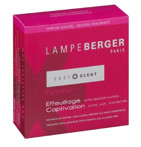 Easy Scent by Lampe Berger Home Recharge Captivation Aromatherapy Candle >>> You can get more details by clicking on the image.