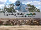Lightning Ridge - now you're getting outback