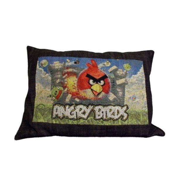 Яркий подарок любителю игр - подушка с вышитой символикой любимой игры или персонажем
