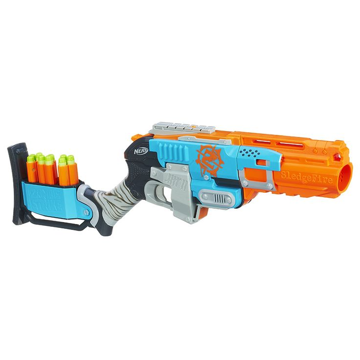 Toys R Us Nerf Guns : Nerf zombie strike sledgefire blaster toys r us