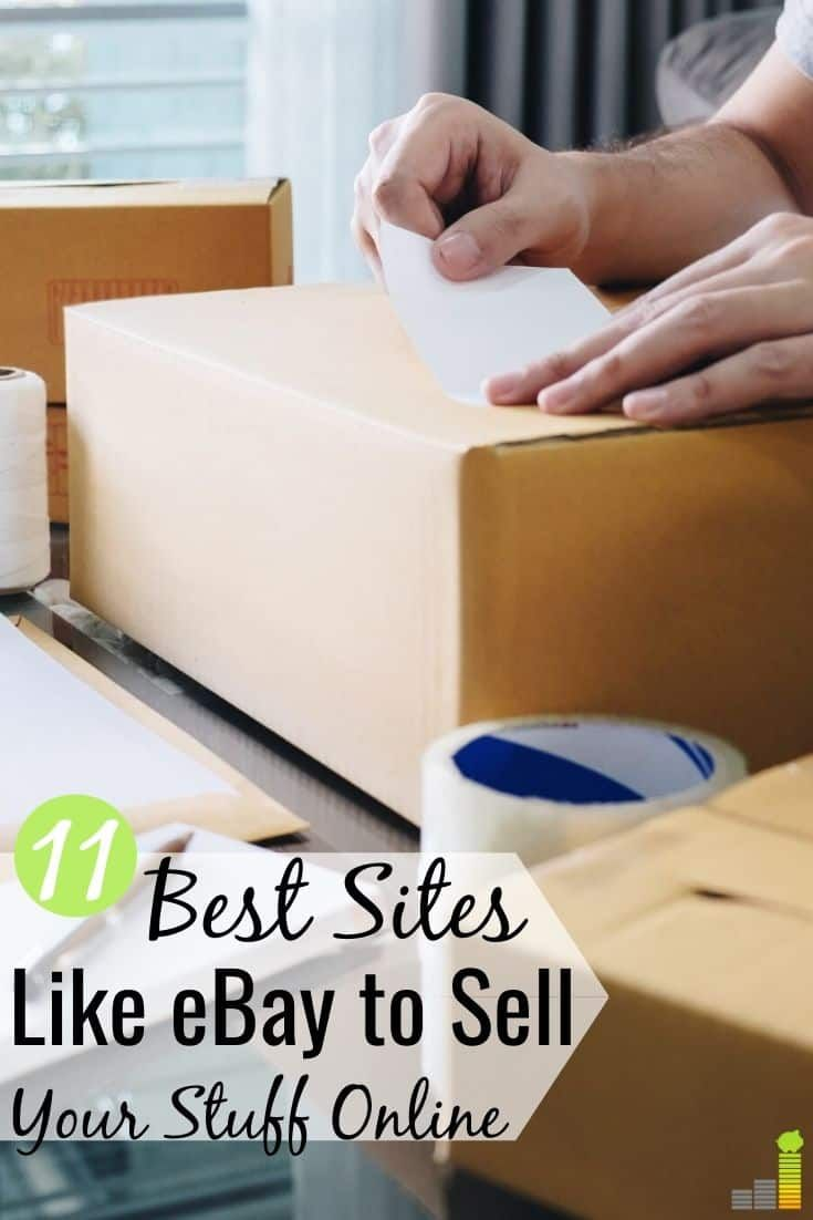 11 Auction Sites Like Ebay To Sell Your Stuff Online Things To