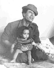Muammar al-Gaddafi – Wikipedia