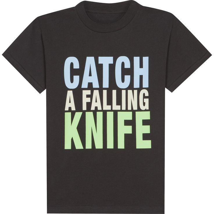 T-shirt John Giorno noir