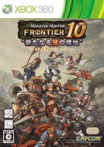 Monster Hunter Frontier Online Season 100 Premium Package Japan Import *** Check out the image by visiting the link. Note:It is Affiliate Link to Amazon.