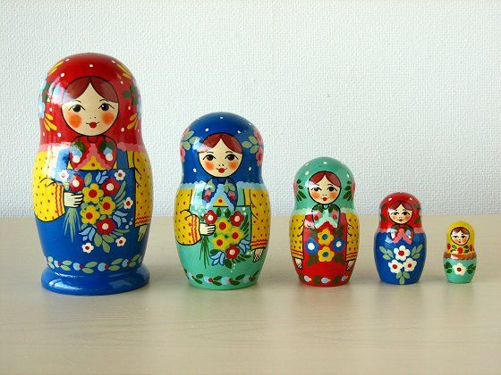 The Russian Dolls