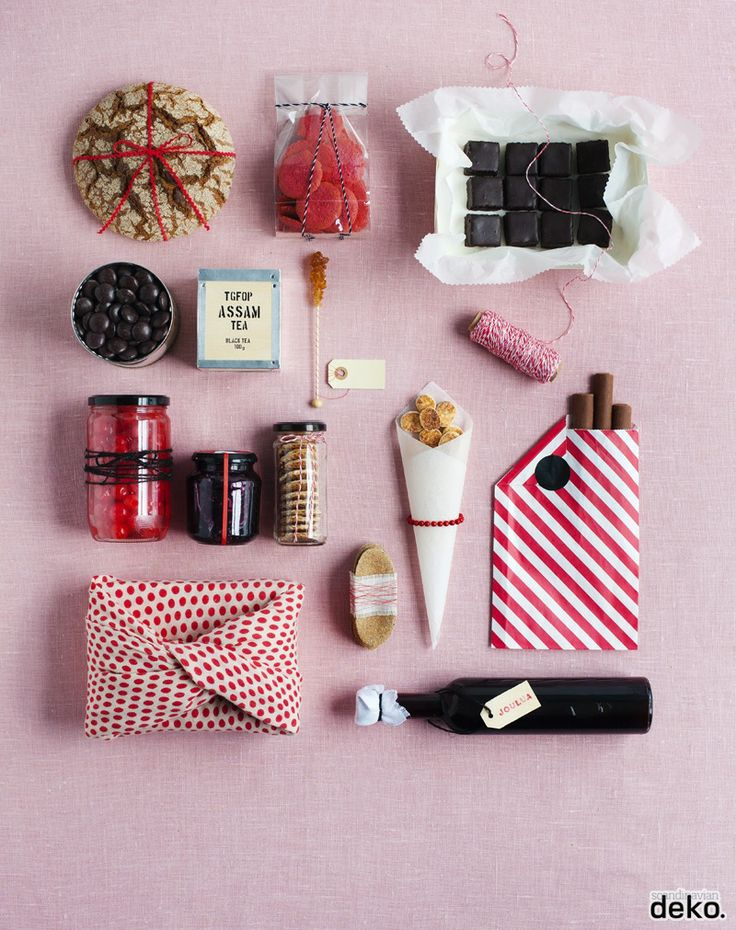 Wrapping tips for edible gifts h o l i d a y s pinterest for Food gift packaging ideas
