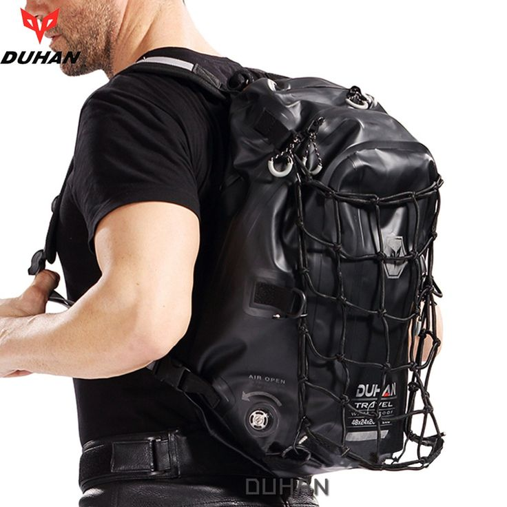 Duhan motorcycle backpack waterproof helmet bag original authentic rider moto black package tank bag moto luggage shoulder bag #Motorcycle Backpacks http://www.ku-ki-shop.com/shop/motorcycle-backpacks/duhan-motorcycle-backpack-waterproof-helmet-bag-original-authentic-rider-moto-black-package-tank-bag-moto-luggage-shoulder-bag/