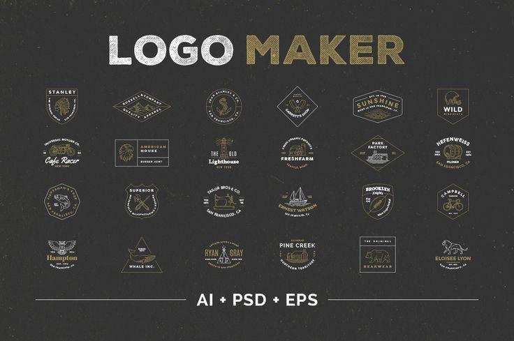 Logo Maker - Logos