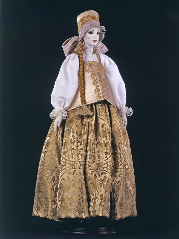 Очарование народного костюма в кукольном творчестве - Ярмарка Мастеров - ручная работа, handmade