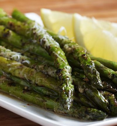 Grilled Asparagus and other grilling recipes