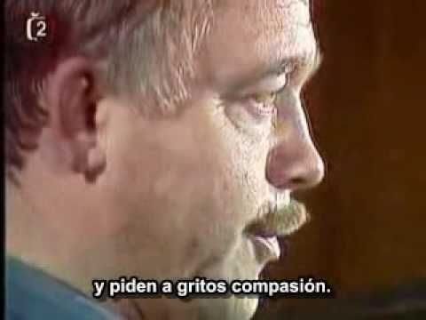 Karel Kryl - Děkuji (Gracias) [subs español]