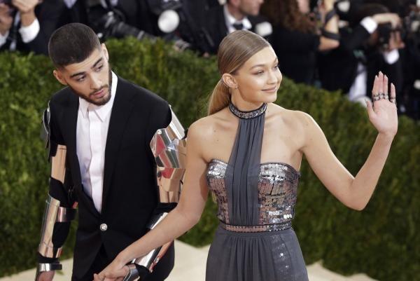 """Real Housewives of Beverly Hills"" alum Yolanda Hadid shared a photo of Zayn Malik embracing her daughter Gigi Hadid."