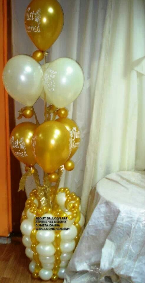 Best balloon wedding parties decors decorations