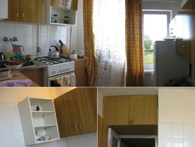 Transformarea unui apartament de 2 camere - foto inainte si dupa- Inspiratie in amenajarea casei - www.povesteacasei.ro