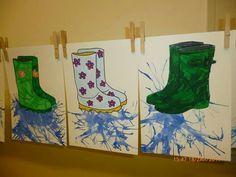 Art idea for kids