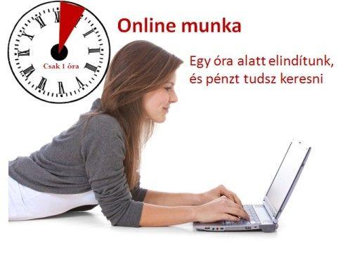 Nem tudod, hogyan keress Online pénzt?  Akár egy órán belül elindítalak. http://tinyurl.hu/5QVj/
