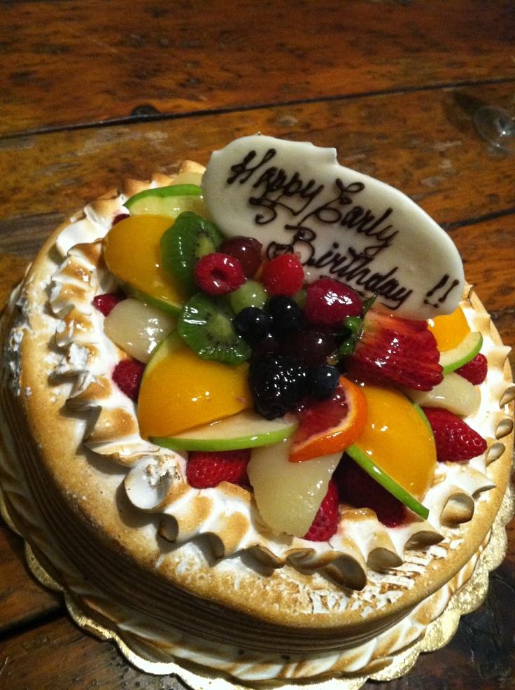 Portos Cake For Birthday
