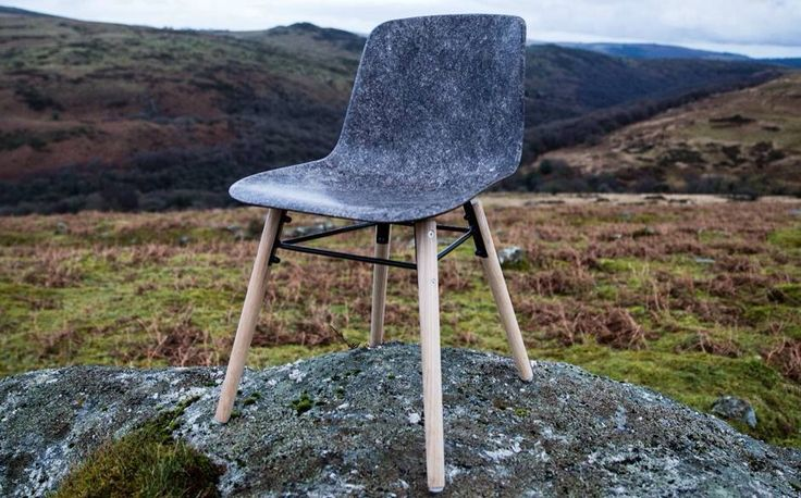 Design#through#nature#solidwoolchair#loveit