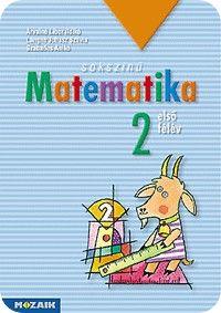 Marci fejlesztő és kreatív oldala: Mozaik- Matematika munkatankönyv 2. o. 1.-2. félév...