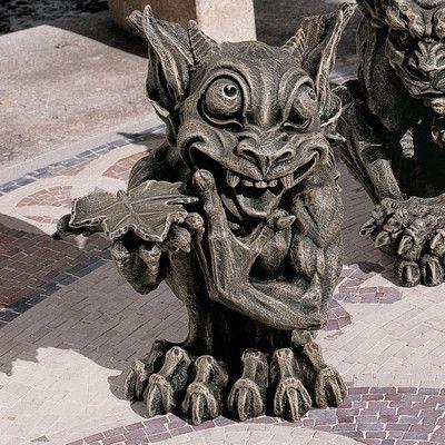 Design Toscano Babble The Gothic Gargoyle Statue