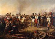 """Ausstellung im DHM: 1813 – Auf dem Schlachtfeld bei Leipzig. Ein Rundgang durch das Gemälde """"Siegesmeldung"""" von Johann Peter Krafft (22.8.-15.12.2013)"""