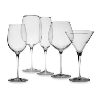 luigi bormioli crescendo sonhyx stemware set of 4 wedding registriesbed